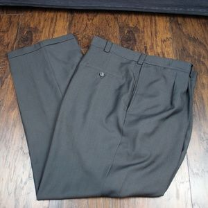 HAGGAR REPREVE DRESS PANTS D82
